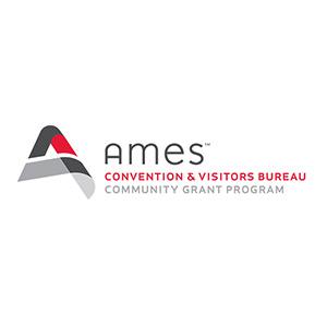 Ames Convention and Visitors Bureau Logo