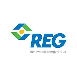 REG- Renewable Energy Group Logo